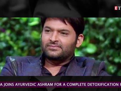 Kapil Sharma in rehabilitation centre before his comeback