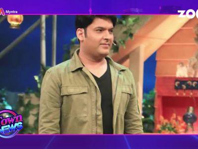 Kapil Sharma returns to Mumbai, all set for 'The Kapil Sharma Show'
