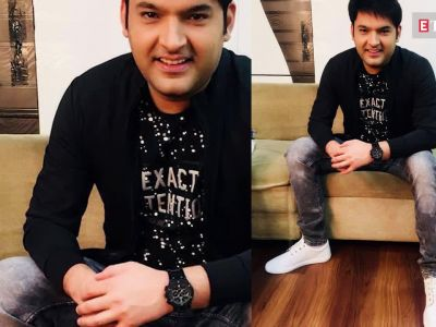 Kapil Sharma shares picture with his mother