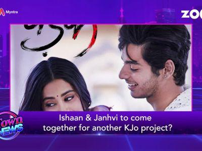 Karan Johar planning 'Dhadak' franchise with Ishaan Khatter, Janhvi Kapoor