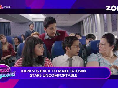 Karan Johar to ask uncomfortable questions in Koffee With Karan new season?