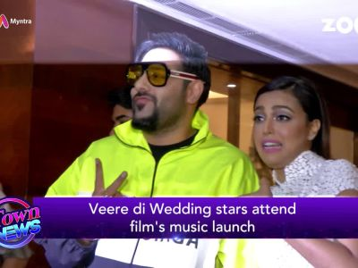 Kareena-Sonam share Saif-Anand's reactions after watch 'Tareefan' song