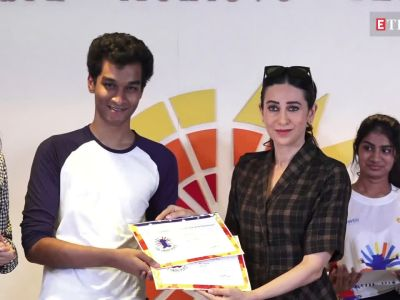 Karisma Kapoor urges people to talk about depression