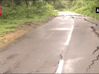 Karnataka Floods: Incessant rains trigger landslides in Kodagu