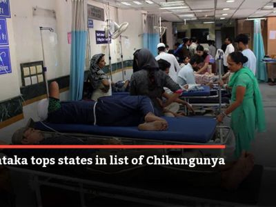 Karnataka tops list of states with 8,000 Chikungunya cases