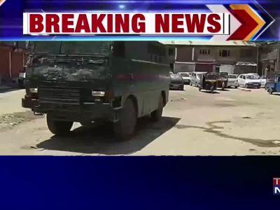 Kashmir: Six people injured in grenade attack