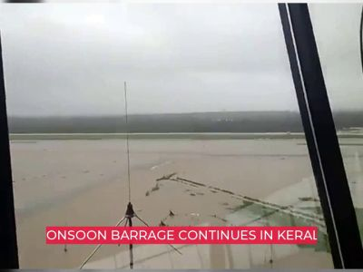 Kerala Floods: Rains continue, Kochi Airport remains flooded
