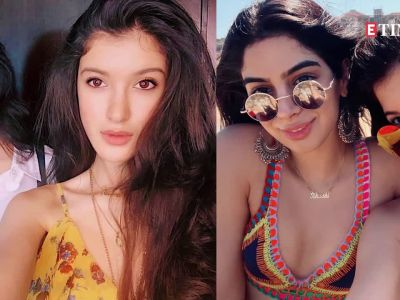Khushi Kapoor leaves Mumbai for two years, heads for her further studies