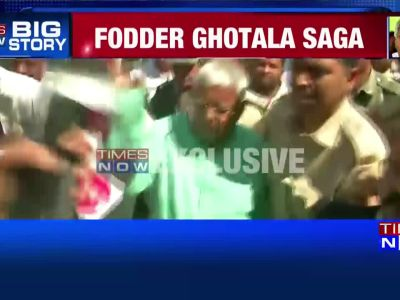 Lalu Prasad Yadav convicted in fourth fodder scam