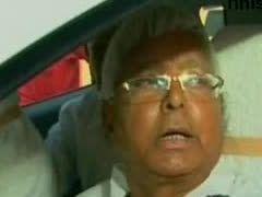 Lalu: sadhu yadavs contest against rabri not a worry