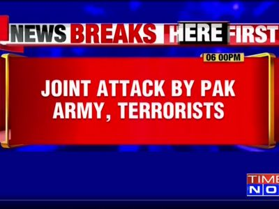 LoC attacked by Pak Army's Border Action Team in another provocative act