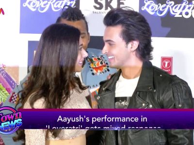 'LoveRatri' star Aayush Sharma needs to brush up his acting skills feels?