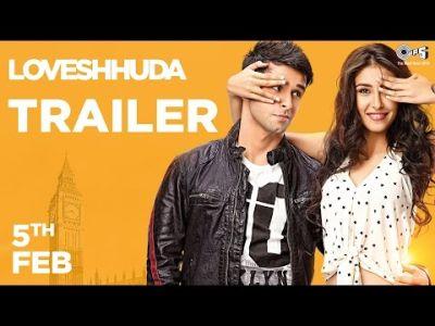 Loveshhuda Trailer - Girish Kumar, Navneet Dhillon | Latest Bollywood Movie | 5th Feb 2016