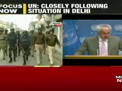 Mahatma Gandhi's spirit needed more than ever: UN chief on Delhi violence
