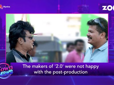 Makers of Rajinikanth-Akshay's '2.0' unhappy with post-production