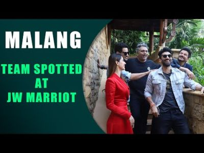 Malang team spotted at jw marriot during their promotions