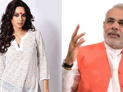Mallika Sherawat's special request to PM Modi