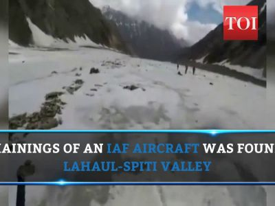 Manali: Mountaineers find mortal remains of IAF personnel died in 1968 crash