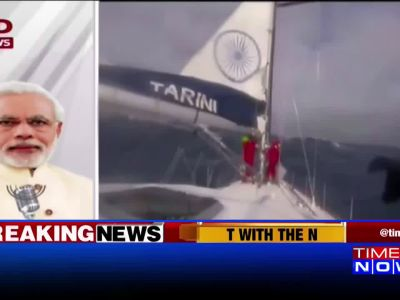 Mann Ki Baat: PM Modi congratulates Navy's all-women crew for circumnavigating the globe