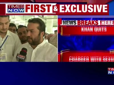 #MeToo: NSUI President Fairoz Khan quits after charges of sexual harassment