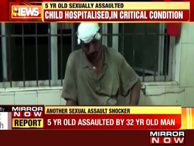 Minor sexual assaulted by 32-yr-old man in Chennai