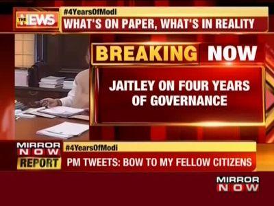 Modi govt transformed Indian economy: Arun Jaitley