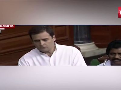 Motion of no confidence: Rahul Gandhi launches scathing attack on Sitharaman, PM Narendra Modi