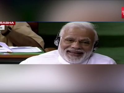 Motion of no confidence: What happened when Rahul said PM won't be able to look into his eyes