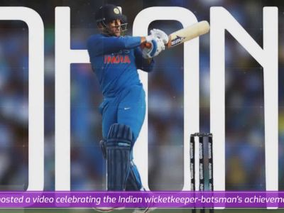 MS Dhoni changed the face of Indian cricket: ICC