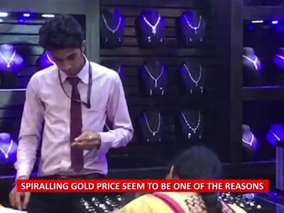 Mumbai: Few takers for gold this Akshaya Tritiya