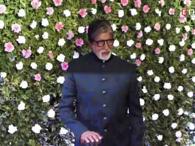 Mumbai rains: Amitabh Bachchan shares funny meme on waterlogged roads in the city