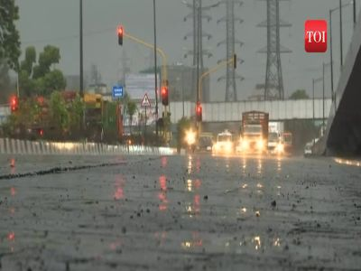 Mumbai wakes up to fresh spell of rainfall