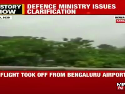 Mystery behind sonic boom in Bengaluru solved; Ministry clarifies it as IAF routine testing