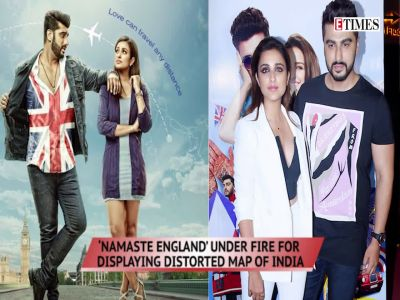 'Namaste England' under fire for displaying a distorted map of India, Abhijeet Bhattacharya booked for abusing woman and more...
