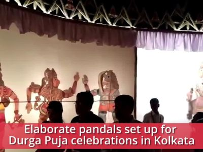 Navratri 2018: Elaborate pandals set up for 'Pujo' celebrations in Kolkata