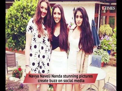 Navya Naveli Nanda's stunning pictures you can't miss!