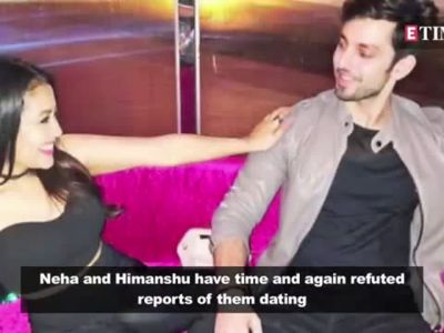 Neha Kakkar and Himanshu Kohli finally confirm their relationship