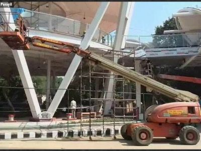 New Delhi: ITO Skywalk to be inaugurated on October 15