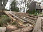 New Jersey residents begin hurricane Sandy clean up