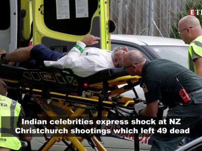 New Zealand mosques shooting: Bollywood celebrities express shock