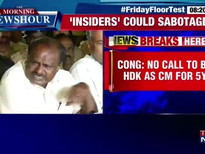 No call to back Kumaraswamy as Karnataka CM for 5 years: Congress