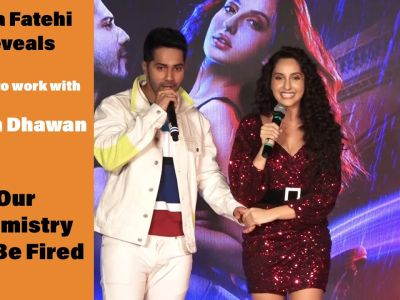 Nora Fatehi Reveals: She Want to work with Varun Dhawan and how trending matters to her