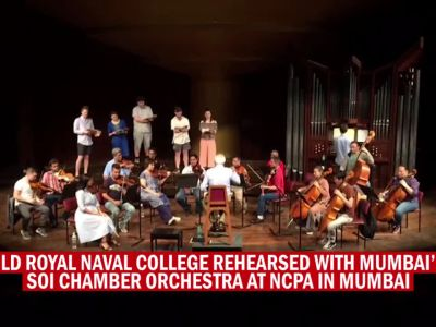 Old Royal Naval College to perform with SOI Chamber Orchestra at NCPA in Mumbai