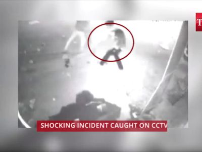 On cam: Man stabbed to death in Delhi