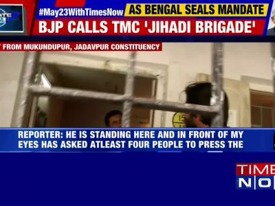 On cam: Poll rigging in West Bengal's Jadavpur constituency