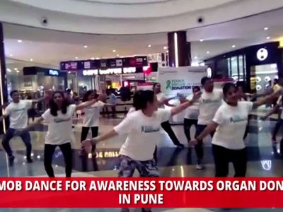 Organ donation: Flash mob on awareness drive in Pune