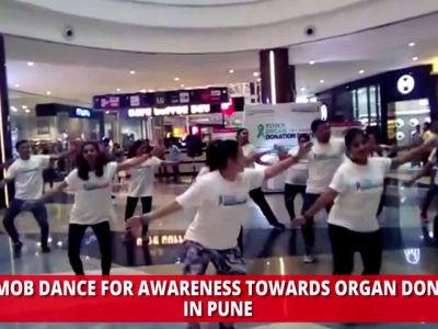 Organ donation: Flash mob on awareness drive in Pune