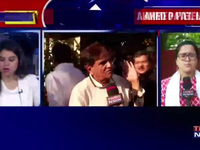 Organisational shuffle in Congress, Ahmed Patel appointed party treasurer