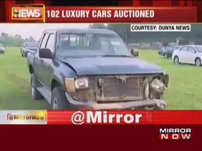 Pak PM Imran Khan puts up 102 luxury cars for sale as part of austerity drive