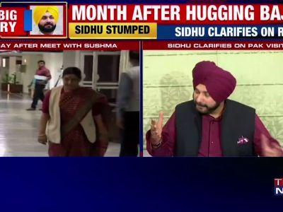 Pak visit: War of words between Navjot Singh Sidhu and Harsimrat Kaur Badal